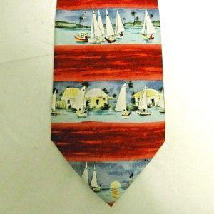 Tommy Bahama (NWT) Men's Silk Tie